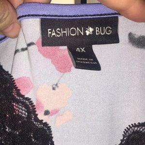 Fashion Bug Tops - Flower Camisole